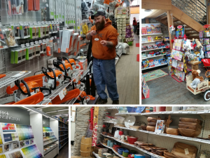 Stihl, norwood, paint, toys hardware