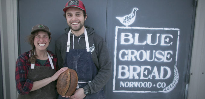 Blue Grouse Bread