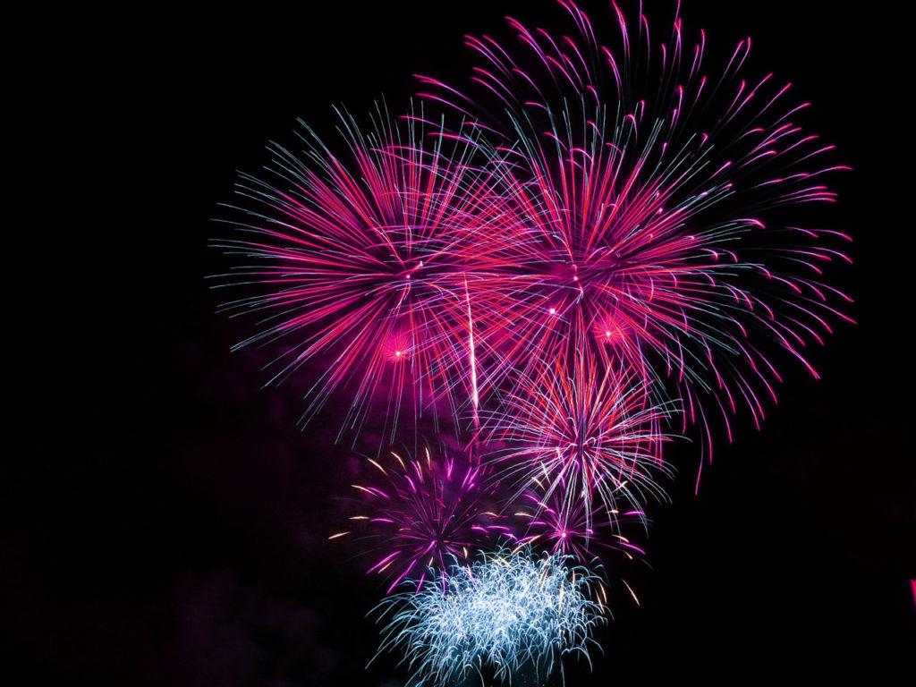 Pledge Letter for Norwood Fireworks